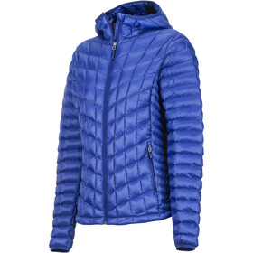 Marmot Featherless Capuchon Jas Dames, royal night